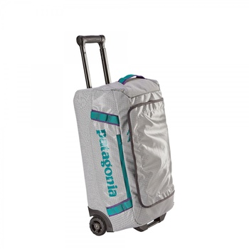 Patagonia Black Hole® Wheeled Duffel Bag 40L White