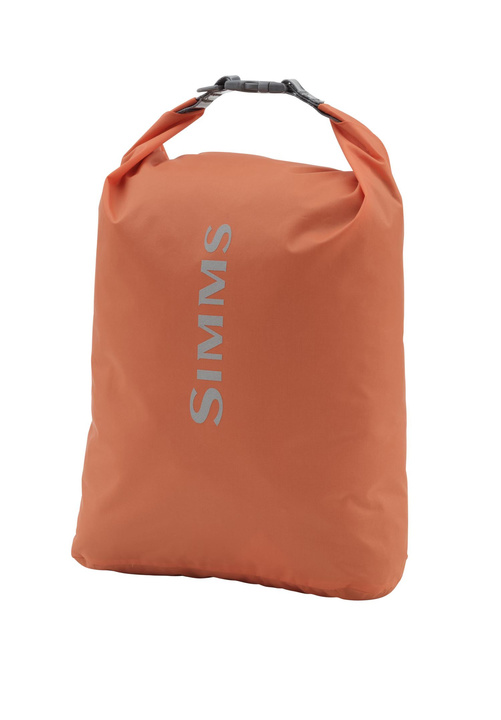 Simms Dry Creek Dry Bag Medium - Bright Orange
