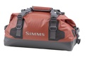 Simms Dry Creek Duffel Small - Bright Orange