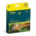 Rio AquaLux II WF Intermediate Fluglina Clear/Trans. Green - # 6