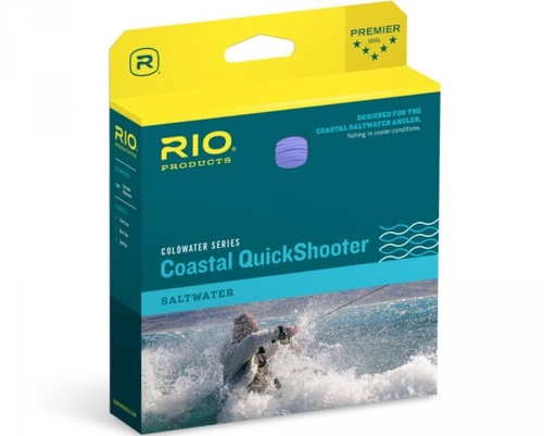 RIO Coastal Quickshooter WF Intermediate Fluglina - # 7