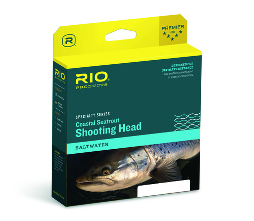 RIO Coastal Seatrout Shooting Head Flyt Fluglina - # 8/9