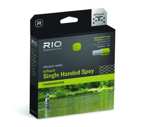 RIO InTouch Single Hand Spey Flyt/Hover/Intermediate - # 7