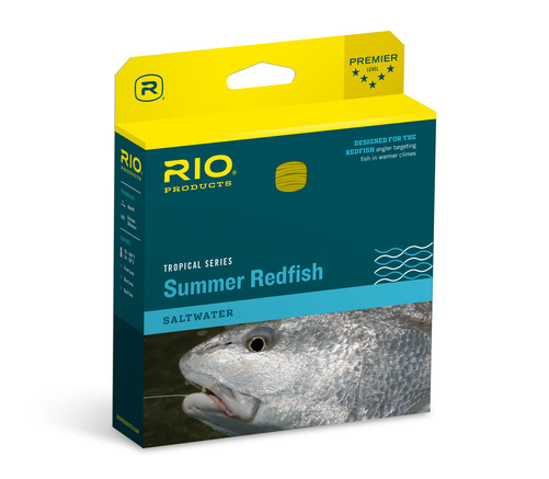 RIO Summer Redfish WF Fluglina - # 7
