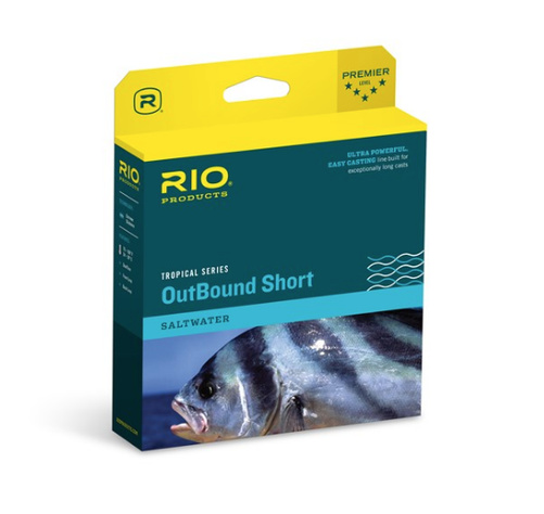 RIO Tropical Outbound Short Intermediate/Sjunk6 Fluglina - # 8