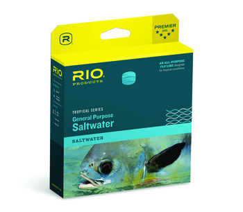 Rio General Purpose Tropical Fly Line flytlina