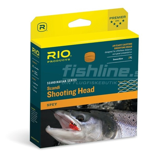 RIO Scandi Body Intermediate Fluglina - #10 - 510grain / 33,1g