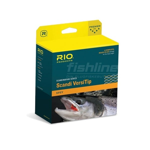 RIO Scandi Versitip Short - #9 - 540grain / 35,7g