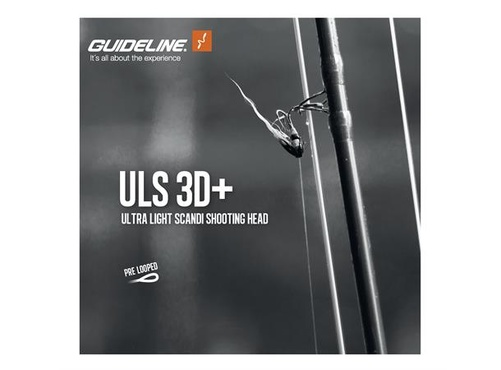 Guideline Ultra Light Scandi 3D+ S2/S4/S6 - 14 gram