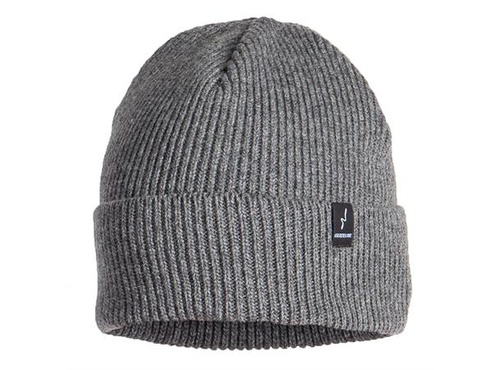 Guideline Fishermans Beanie Charcoal