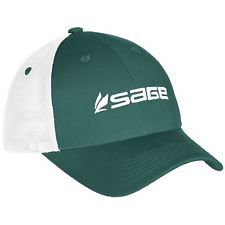Sage Trucker Green Cap