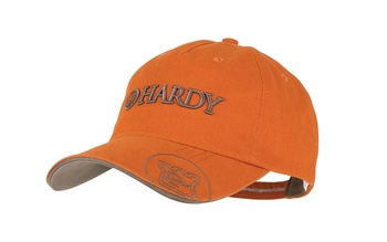 Hardy Logo Classic Hat Orange