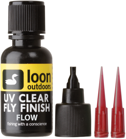 Loon UV Clear Fly Finish - Flow (1/2 Oz)