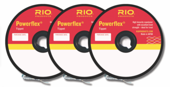 RIO Powerflex Tafsmaterial 3-pack
