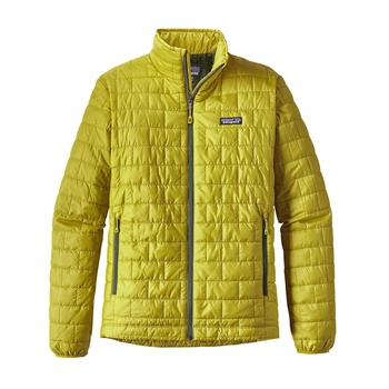Patagonia M's Nano Puff Jacket Fluid Green