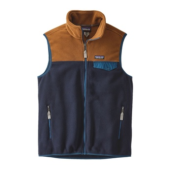 Patagonia Men's Lightweight Synchilla® Snap-T® Fleece Vest