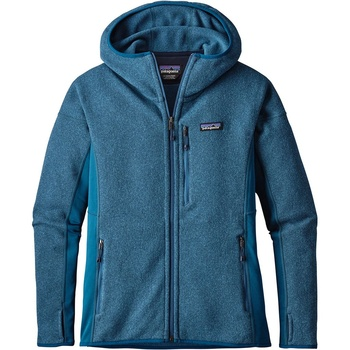 Patagonia Men's Performance Better Sweater™ Fleece Hoody Big Sur Blue