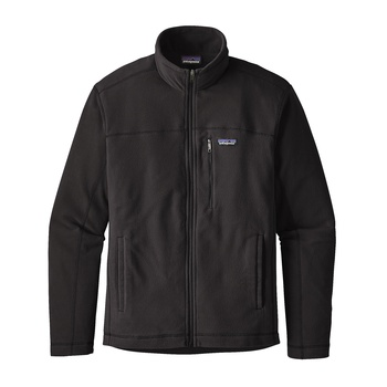 Patagonia Men's Micro D® Fleece Jacket Black