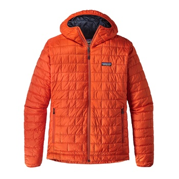 Patagonia M's Nano Puff Hoody Paintbrush Red