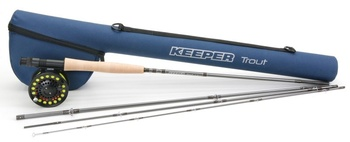 Vision Keeper Trout flugset