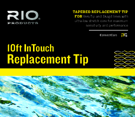 RIO InTouch Replacement Tip 10' Sjunk6 - # 9