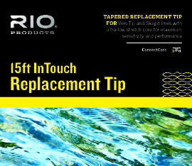 RIO InTouch Replacement Tip 15' Sjunk6 - # 6