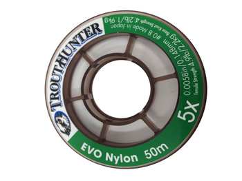 Trout Hunter Nylon EVO Tafsmaterial