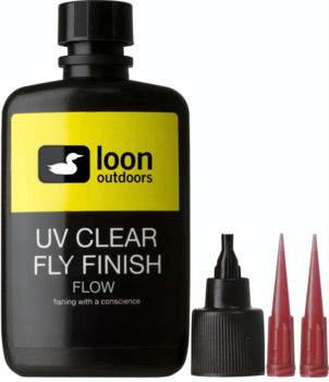 Loon UV Clear Fly Finish - Flow (2 Oz)