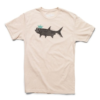 Howler El Rey Cream T-Shirt