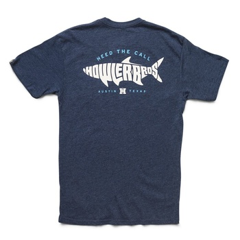 Howler Silver King HTC Midnight Navy T-Shirt