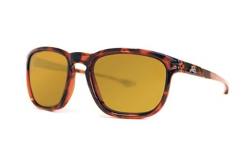Fortis Polarised Sunglasses Strokes Amber