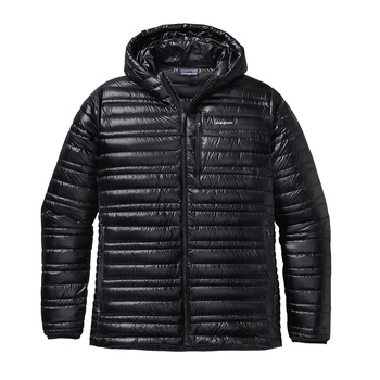 Patagonia Men's Ultralight Down Hoody Black