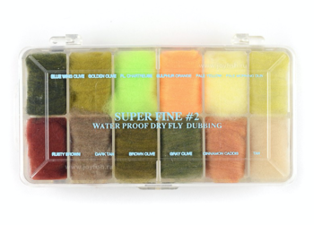 Superfine Dry Fly Dubbing Dispenser 2