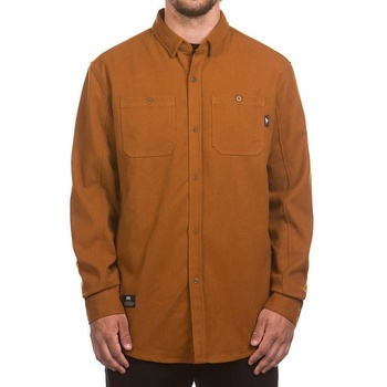 Hooke Mountain Shirt Camel