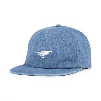 Hooke Fly Strap Back Washed Navy