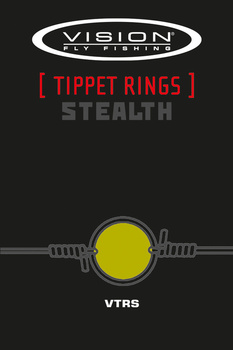 Vision Stealth Tippet Rings