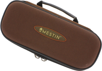 Westin W3 Stinger/Rig Case Grizzly Brown/Black