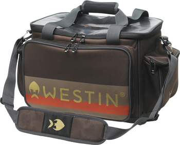 Westin W3 Accessory Bag L Grizzly Brown/Black