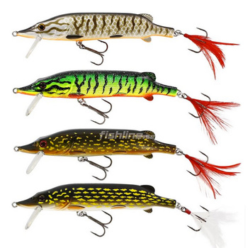 Westin Mike the Pike (HL) 14cm 30g Floating
