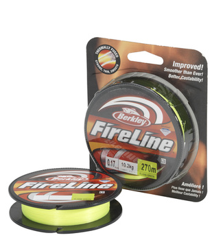Berkley Fireline 110m Fl. Green