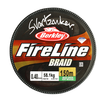 Berkley FireLine Svartzonker Braid 150m