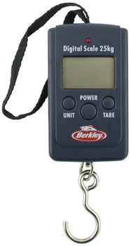Berkley FishinGear Digital Pocket Scale 25 KG