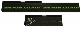 BFT Measure Board 150cm , 2pcs foldable - black