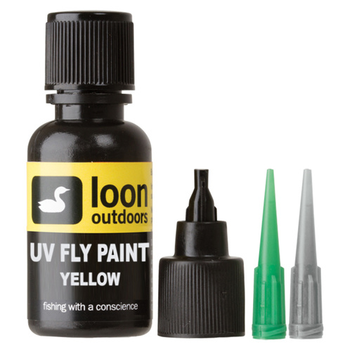 Loon UV Fly Paint - Yellow