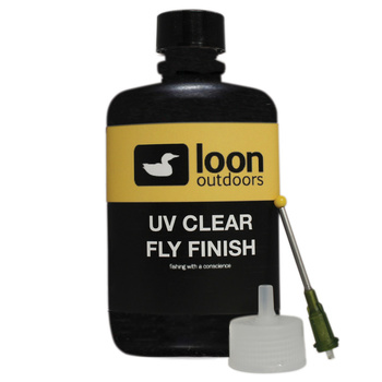 Loon UV Clear Fly Finish - Thin (2 oz.)