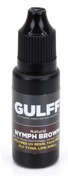 Gulff Natural Nymph 15ml Brown