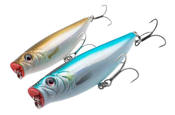 Savage Gear 3D Minnow Pop Walker66 6.6cm 8g F