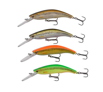 Savage Gear 3D Minnow Diver 7.5cm 9g F