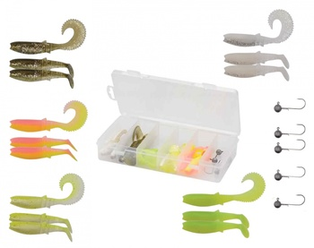 Savage Gear Cannibal Box Kit 20pcs