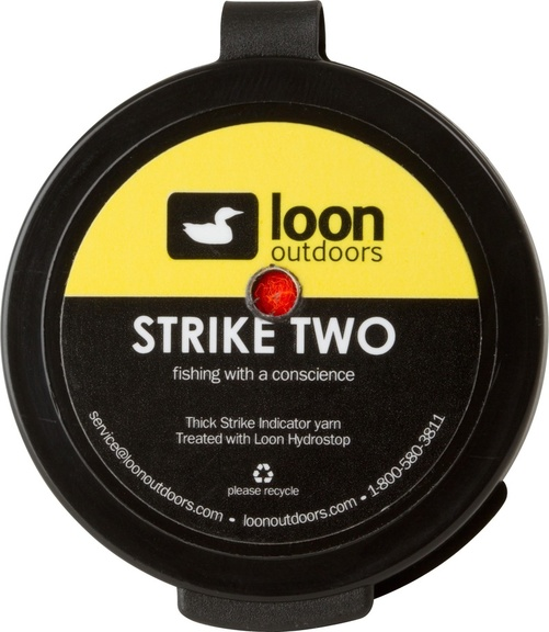 Loon Strike Two - Orange